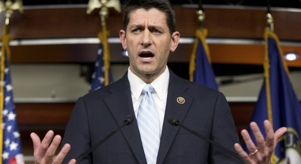 Paul Ryan: The Novice Speaker