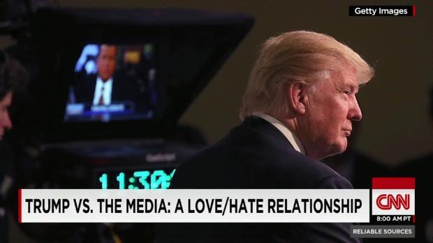 The Donald vs The Media. Who YaGot?