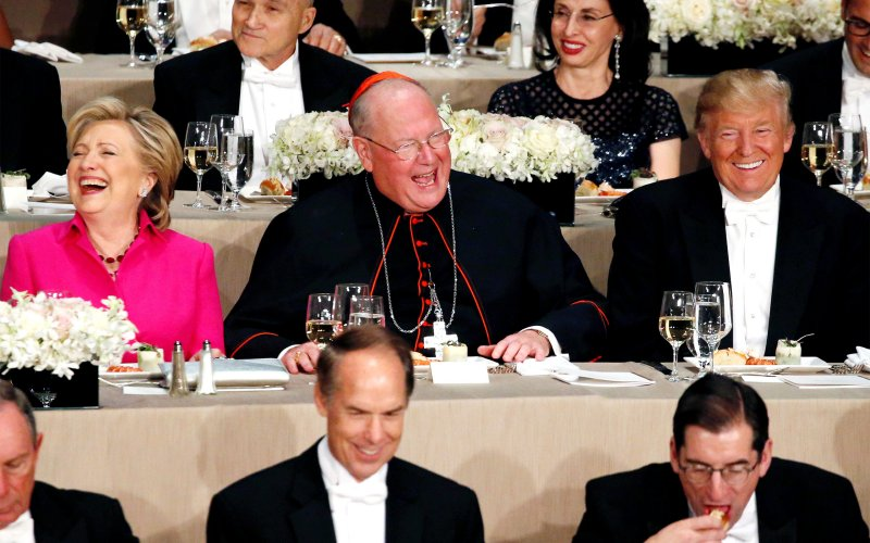 The Best Jokes You Didn't Hear At The Al Smith Dinner