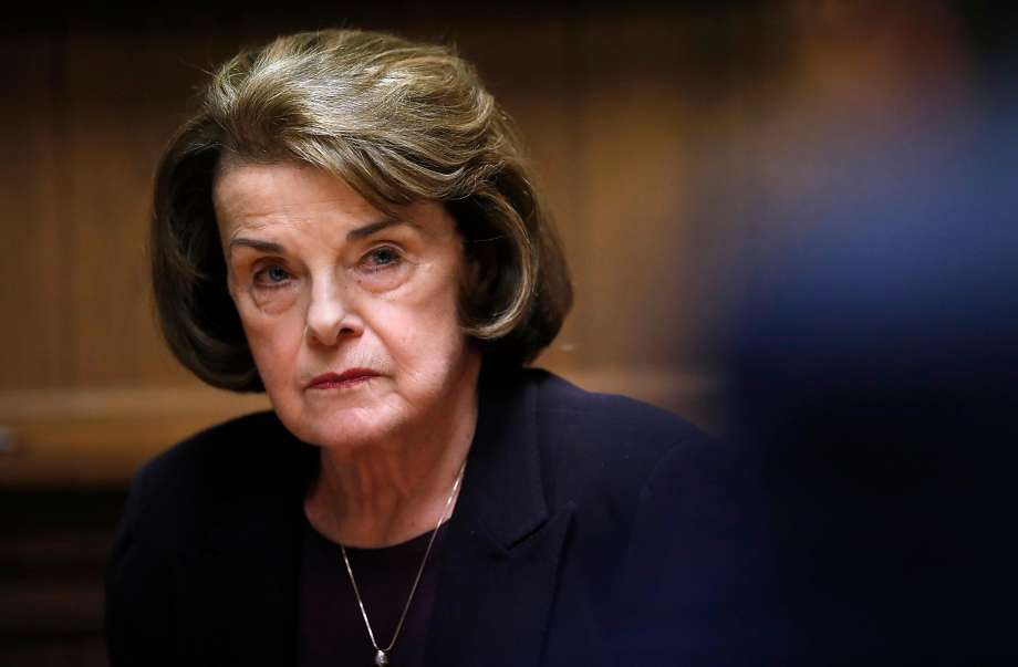 Enough with the Feinstein Video